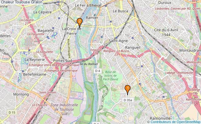plan Chaleur Toulouse Associations chaleur Toulouse : 3 associations