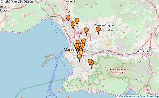 plan Charité Marseille Associations charité Marseille : 22 associations