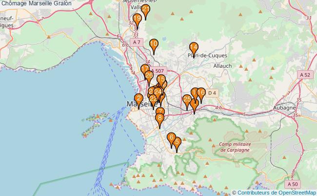 plan Chômage Marseille Associations chômage Marseille : 26 associations