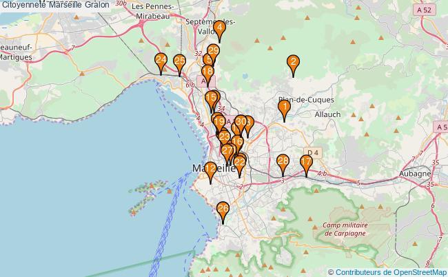 plan Citoyenneté Marseille Associations citoyenneté Marseille : 259 associations