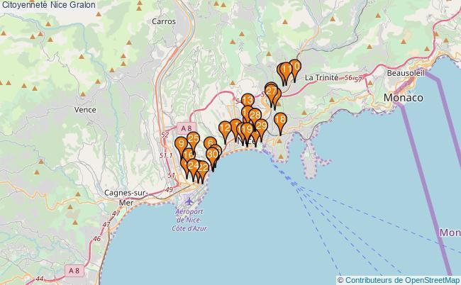 plan Citoyenneté Nice Associations citoyenneté Nice : 53 associations