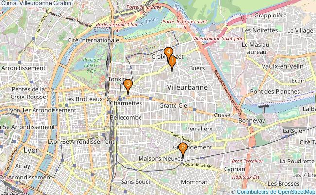 plan Climat Villeurbanne Associations Climat Villeurbanne : 5 associations