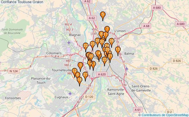 plan Confiance Toulouse Associations Confiance Toulouse : 41 associations