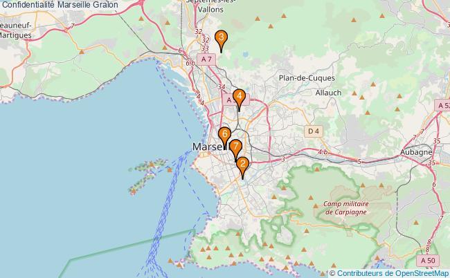 plan Confidentialité Marseille Associations confidentialité Marseille : 7 associations