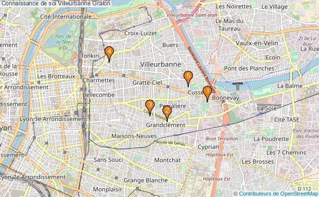plan Connaissance de soi Villeurbanne Associations connaissance de soi Villeurbanne : 4 associations