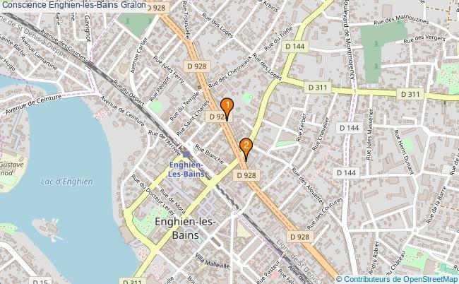 plan Conscience Enghien-les-Bains Associations conscience Enghien-les-Bains : 3 associations