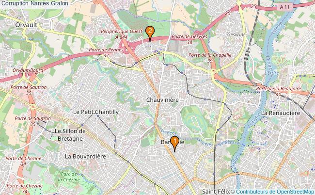 plan Corruption Nantes Associations corruption Nantes : 2 associations