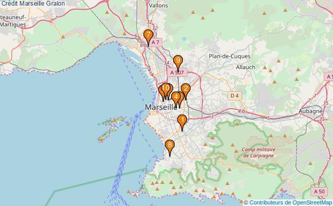 plan Crédit Marseille Associations crédit Marseille : 10 associations