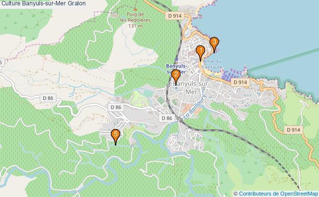 plan Culture Banyuls-sur-Mer Associations culture Banyuls-sur-Mer : 7 associations