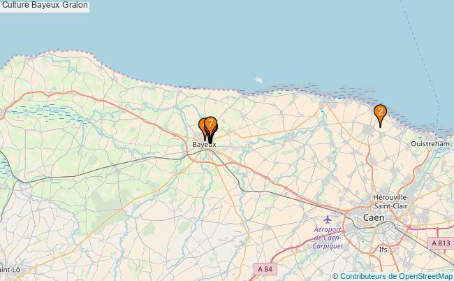 plan Culture Bayeux Associations culture Bayeux : 7 associations
