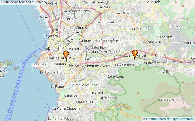 plan Culturisme Marseille Associations culturisme Marseille : 2 associations