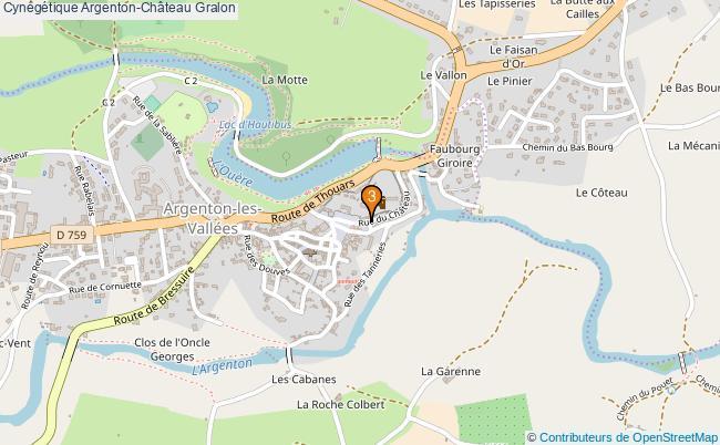 plan Cynégétique Argenton-Château Associations cynégétique Argenton-Château : 3 associations