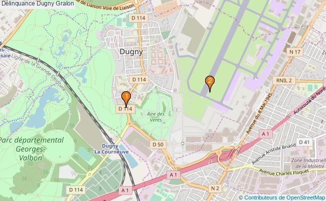 plan Délinquance Dugny Associations délinquance Dugny : 2 associations