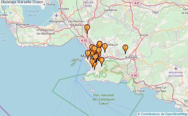 plan Dépistage Marseille Associations dépistage Marseille : 24 associations