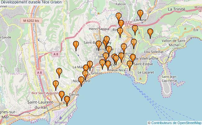 plan Développement durable Nice Associations Développement durable Nice : 100 associations