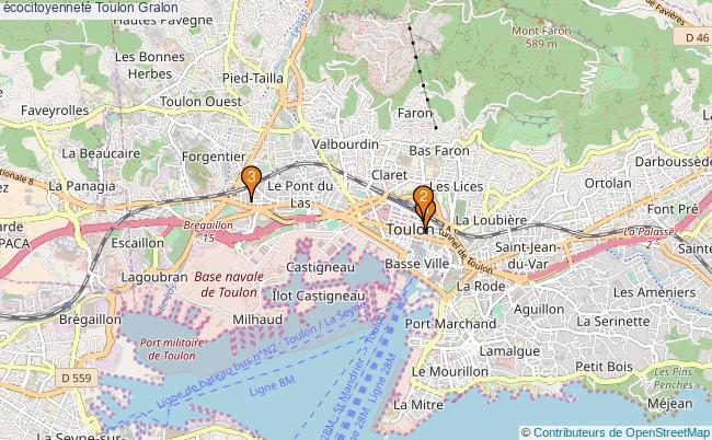 plan écocitoyenneté Toulon Associations écocitoyenneté Toulon : 3 associations