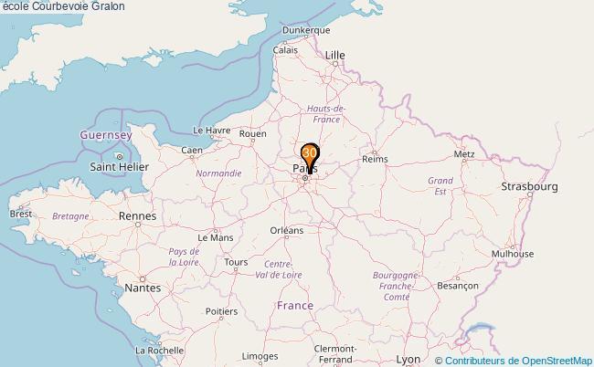 plan école Courbevoie Associations école Courbevoie : 33 associations