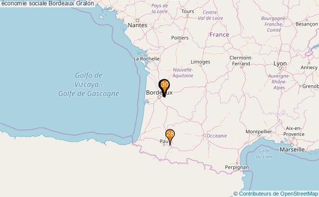 plan économie sociale Bordeaux Associations économie sociale Bordeaux : 36 associations