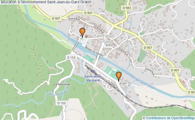 plan éducation à l'environnement Saint-Jean-du-Gard Associations éducation à l'environnement Saint-Jean-du-Gard : 2 associations