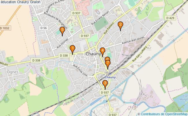 plan éducation Chauny Associations éducation Chauny : 7 associations