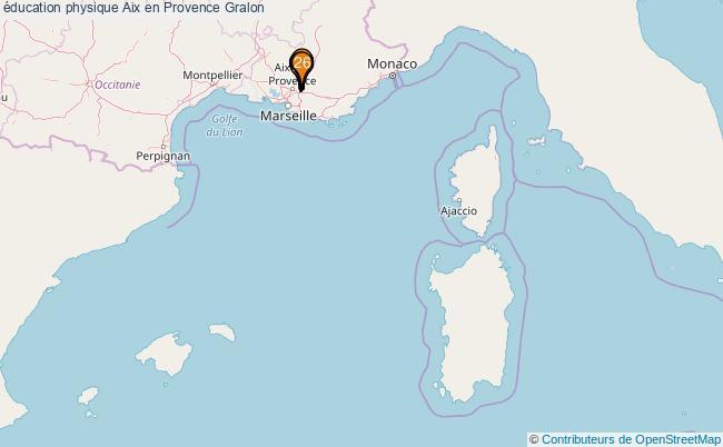 plan éducation physique Aix en Provence Associations éducation physique Aix en Provence : 27 associations