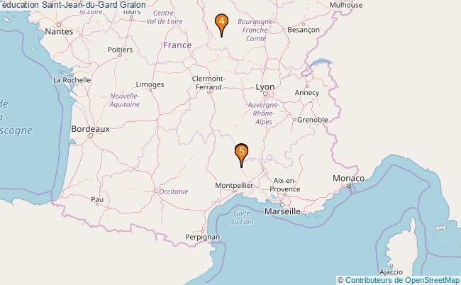 plan éducation Saint-Jean-du-Gard Associations éducation Saint-Jean-du-Gard : 5 associations