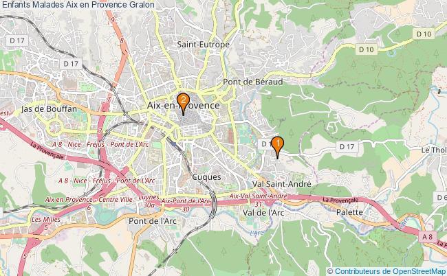 plan Enfants Malades Aix en Provence Associations Enfants Malades Aix en Provence : 3 associations