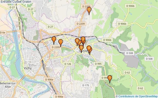 plan Entraide Cusset Associations entraide Cusset : 11 associations