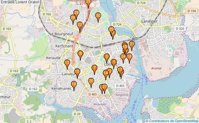 plan Entraide Lorient Associations entraide Lorient : 42 associations