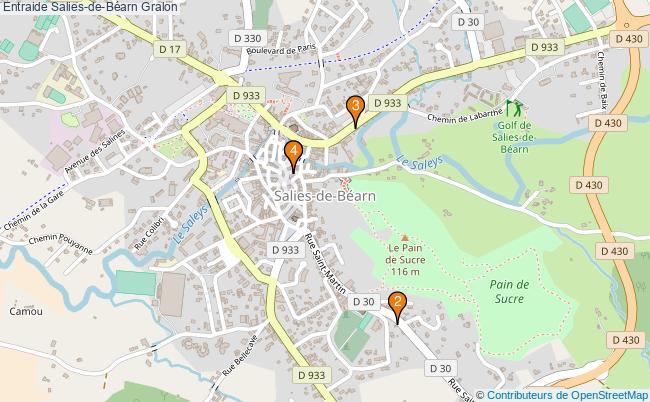 plan Entraide Salies-de-Béarn Associations entraide Salies-de-Béarn : 4 associations