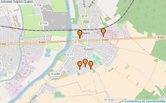 plan Entraide Trilport Associations entraide Trilport : 7 associations