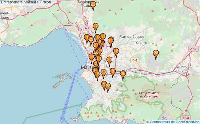 plan Entreprendre Marseille Associations entreprendre Marseille : 132 associations
