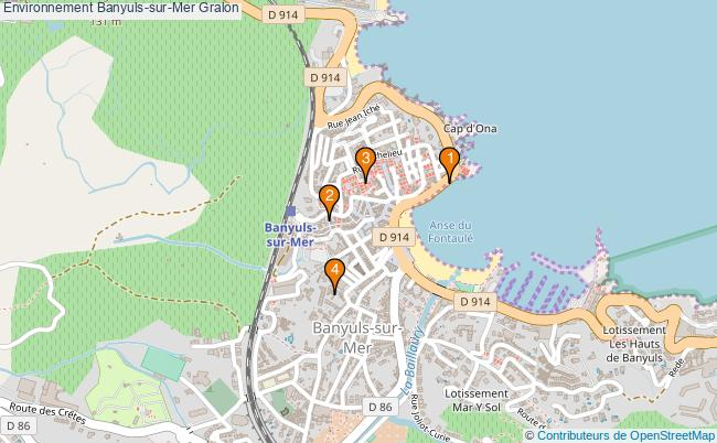 plan Environnement Banyuls-sur-Mer Associations Environnement Banyuls-sur-Mer : 8 associations