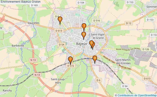 plan Environnement Bayeux Associations Environnement Bayeux : 9 associations