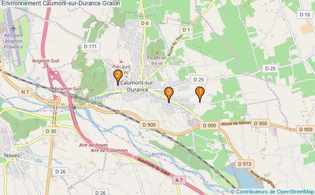 plan Environnement Caumont-sur-Durance Associations Environnement Caumont-sur-Durance : 5 associations