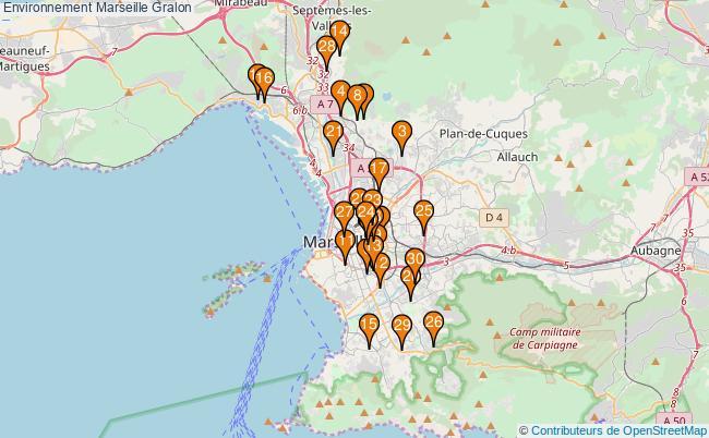 plan Environnement Marseille Associations Environnement Marseille : 758 associations
