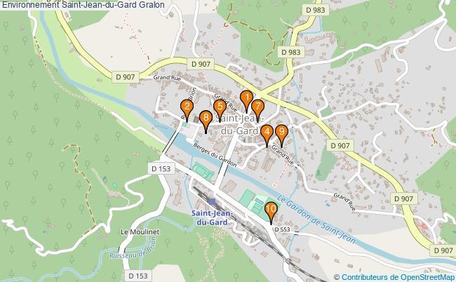 plan Environnement Saint-Jean-du-Gard Associations Environnement Saint-Jean-du-Gard : 12 associations