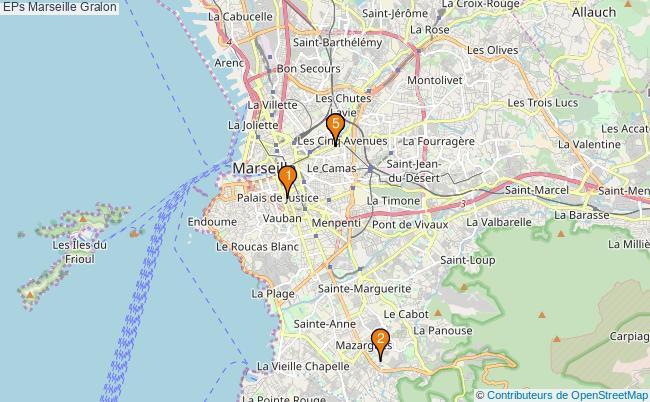 plan EPs Marseille Associations EPs Marseille : 5 associations