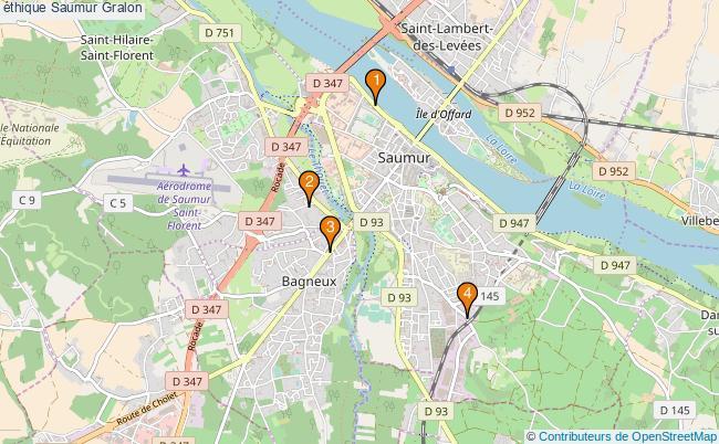 plan éthique Saumur Associations éthique Saumur : 5 associations