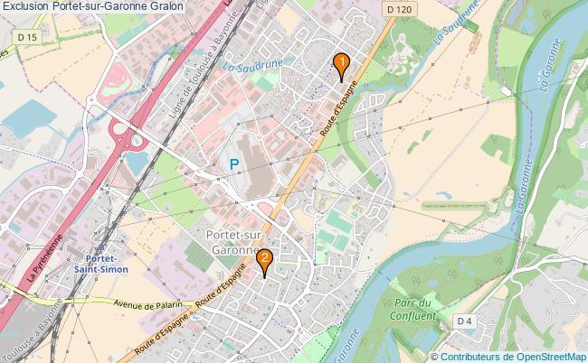 plan Exclusion Portet-sur-Garonne Associations exclusion Portet-sur-Garonne : 2 associations