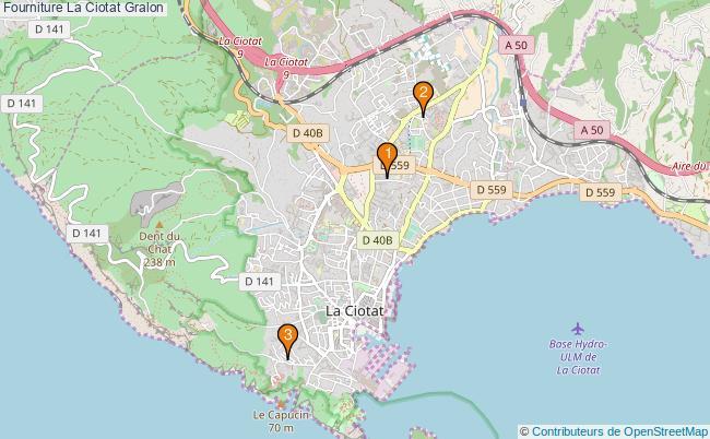 plan Fourniture La Ciotat Associations Fourniture La Ciotat : 3 associations