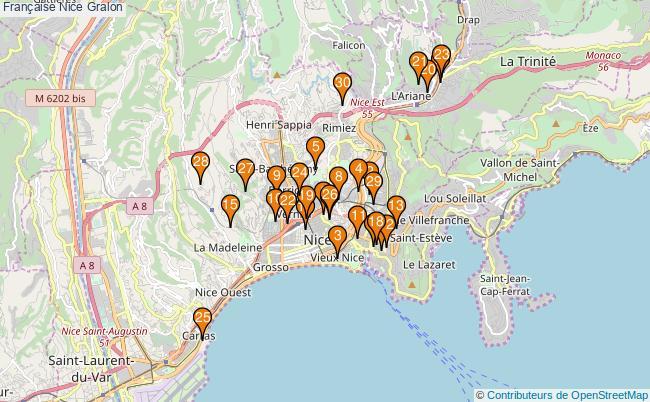 plan Française Nice Associations française Nice : 101 associations