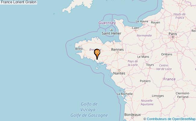 plan France Lorient Associations France Lorient : 66 associations
