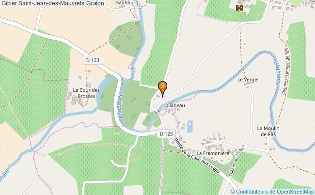 plan Gibier Saint-Jean-des-Mauvrets Associations gibier Saint-Jean-des-Mauvrets : 2 associations