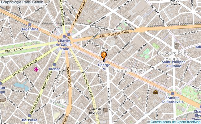 plan Graphologie Paris Associations graphologie Paris : 2 associations