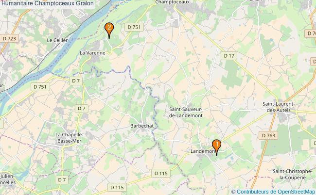 plan Humanitaire Champtoceaux Associations humanitaire Champtoceaux : 4 associations
