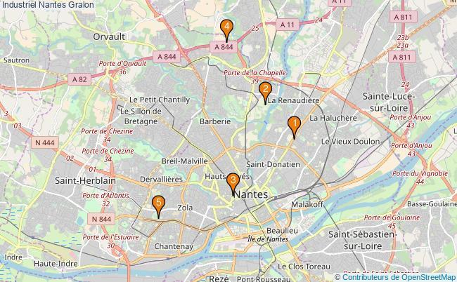 plan Industriel Nantes Associations industriel Nantes : 5 associations