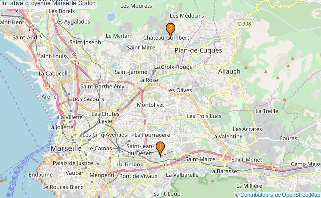 plan Initiative citoyenne Marseille Associations initiative citoyenne Marseille : 2 associations