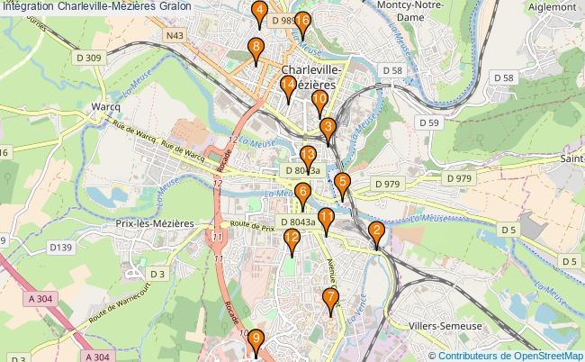 plan Intégration Charleville-Mézières Associations intégration Charleville-Mézières : 17 associations