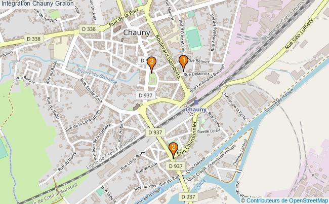 plan Intégration Chauny Associations intégration Chauny : 3 associations